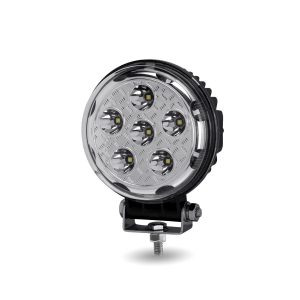 round combo flood/spot light
