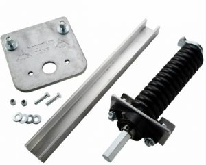 spring assembly components for tarping sysytem