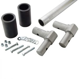 components of cross bar kit