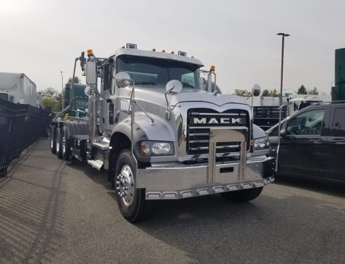 Semi-Truck Rims