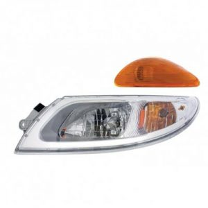 driver side headlight assembly