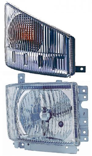 SIDE TURN LAMP AND HEADLIGHT FOR ISUZU TRUCK