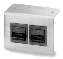 l bracket 2 rocker switch panel