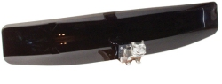 dark acrylic bug shield