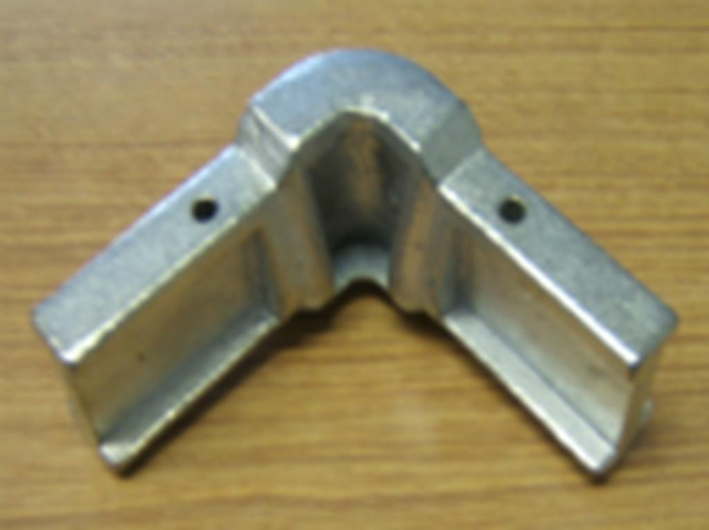 metal elbow for tarp systems