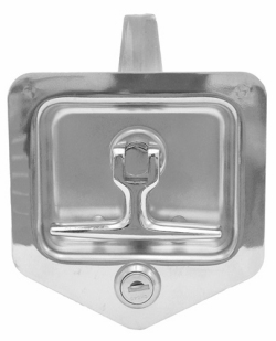 stainless steel t handle latch for toolbox