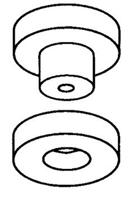 DRAWING OF GROMMET SET