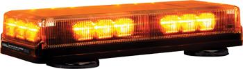 black light bar with amber lights