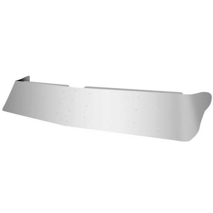 stainless steel drop visor