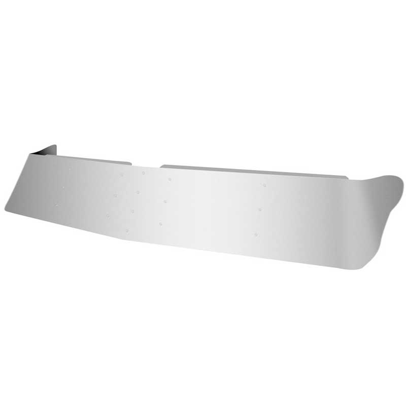 stainless steel drop visor